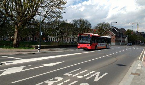 Arriva bus, Breda