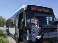 Juul van Hout, Hermes, bus