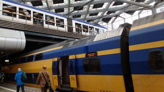 NS, HTM, Den Haag Centraal