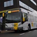 Elektrische bus, De Lijn, Brugge