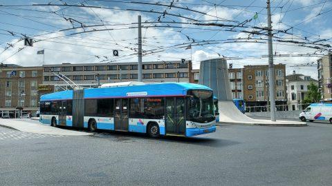 Arnhem, trolleybus