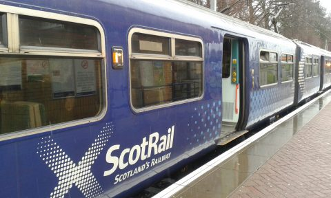 ScotRail, Edinburg, Abellio