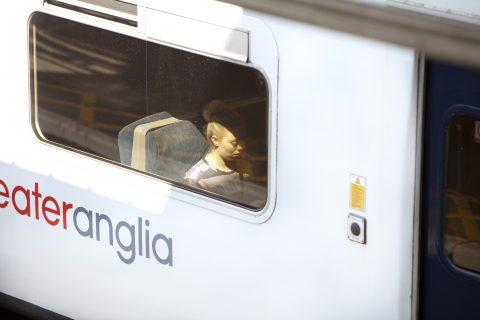 Abellio, trein, reiziger