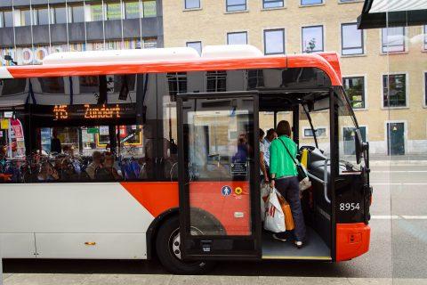Arriva, bus, Breda