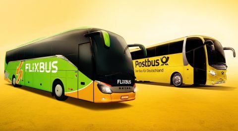 FlixBus, Postbus