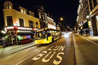 Nachtlijn, U-OV, bus