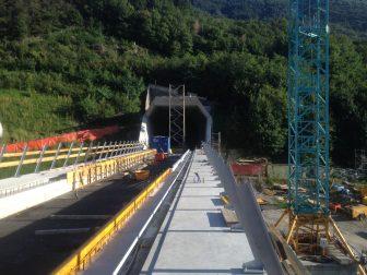 ceneri tunnel, Switzerland (bron: Thales)