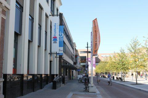 Kantoor Promedia, Willemstraat