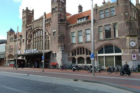 NS-Station, Haarlem