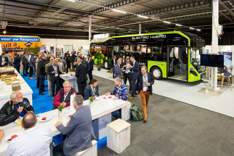 Busvision 2016, de Volvo Electric Hybrid