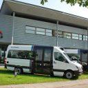 Minibus Civitas Economy van Tribus