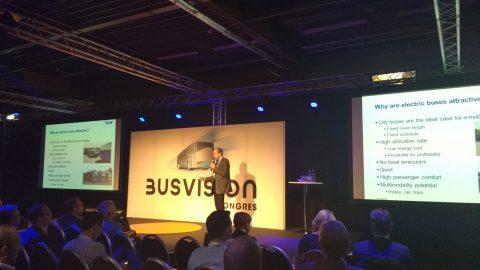 Congres BusVision, Mikko Pihlatie
