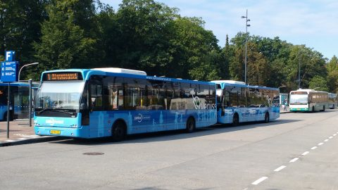 Syntus bus, Overijssel, Deventer