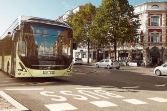 Volvo 7900 Electric Bus