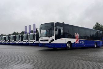 Volvo, Bus, Limburg