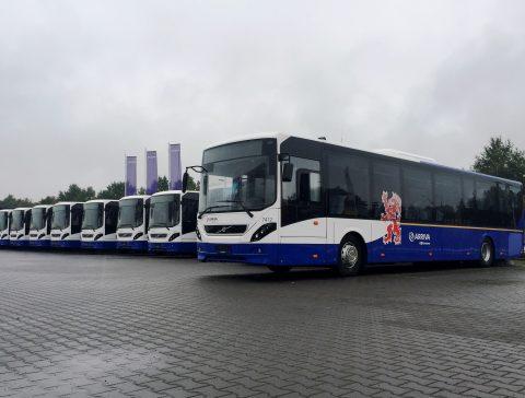 Volvo, Bus, Limburg