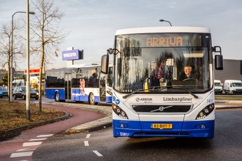 Limburgliner van Arriva