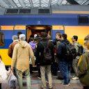 Drukke treinen, NS, ConsumentenClaim (foto: ANP)