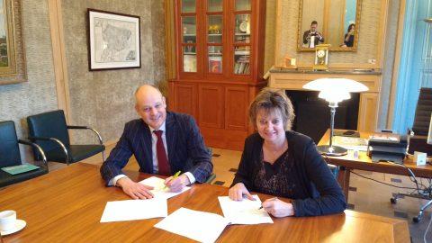 Eric van Eijndhoven en Elisabeth Post, Haarlem-IJmond
