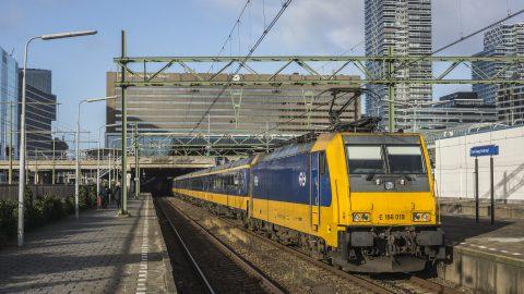 Intercity Den Haag-Eindhoven, HSL
