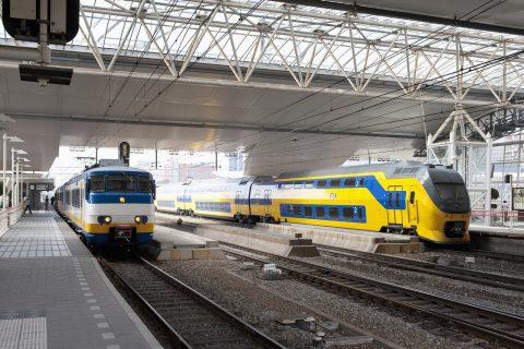 Sprinter en intercity NS