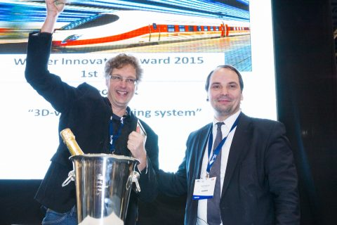 Winnaar Innovation Award 2015