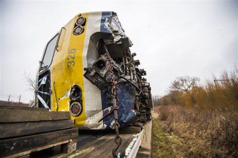 Trein, onstporing, België, NMBS