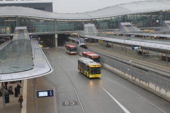 Bussen en treinen, Utrecht Centraal