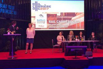 Vrouwen aan de Top, Railtech