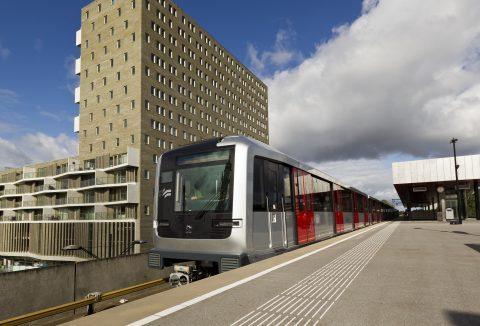Metro Amsterdam (foto: GVB Verbindt)