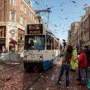 Tram GVB Ferdinand Bolstraat (foto: Gé Dubbelman)