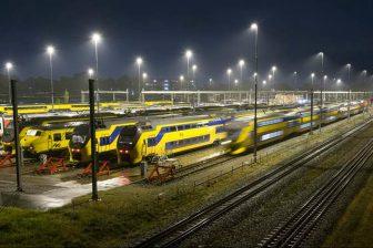 Treinen NS Carthesiusweg (foto: NS)