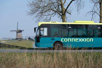 Foto-bus-Connexxion_Noord-Holland Noord