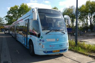 Waterstofbussen Eindhoven