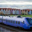 Arriva-trein in concessie Pågatågen (bron: Deutsche Bahn)