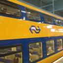 NS-trein op station Breda