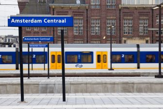 Amsterdam Centraal Station (foto: NS)