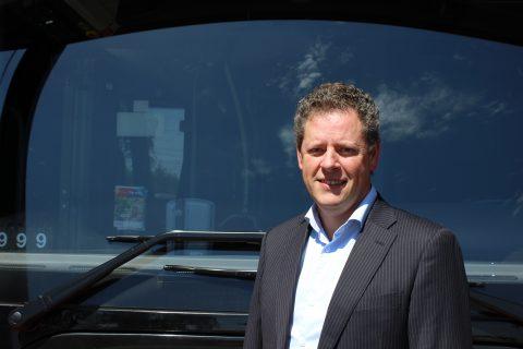 Peter Krumm, Connexxion