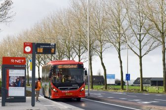 R-net bus Zuid-Holland