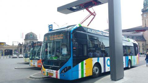 Volvo Electric Hybrid in Luxemburg