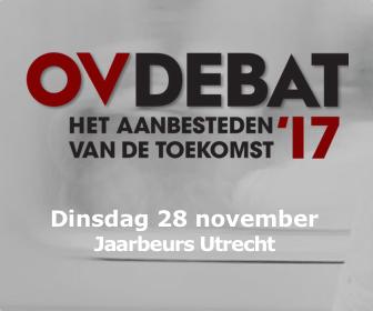 OV Debat 2017 // Aanbesteden