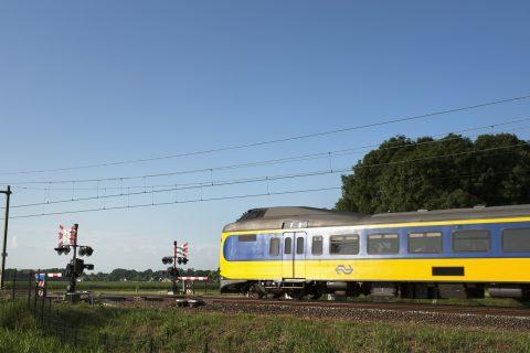 Koploper, Intercitytrein NS