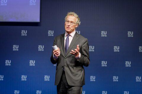Chris Fonteijn, bestuursvoorzitter ACM