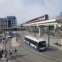 Bus, tram en metro van GVB (foto: GVB Verbindt)