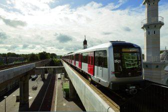 Metro M5, GVB, Amsterdam, Alstom (foto: GVB Verbindt)