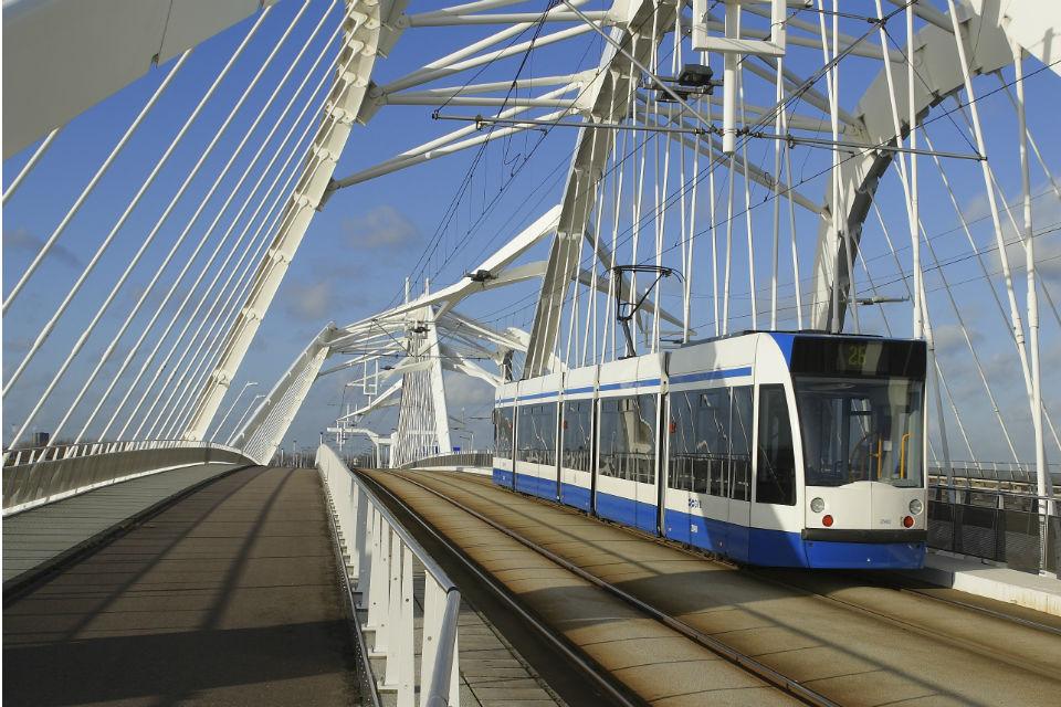 Amsterdam Creëert Nieuwe Ov Lijnen Voor Ruim 300 Miljoen