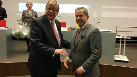 Commissaris en gedeputeerde in Utrecht ( foto: provincie Utrecht)