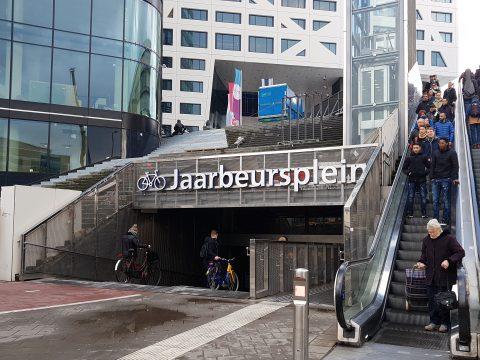 Fietsenstalling Jaarbeursplein Utrecht