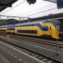 Intercity op Den Bosch