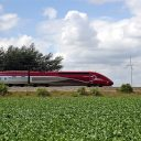 Thalys op spoor (bron: Thalys - Jean-Jacques D'Angelo)